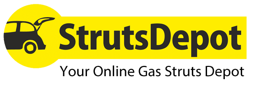 StrutsDepot 2307500036/Tailgate Boot Gas Struts Convertible / Pair